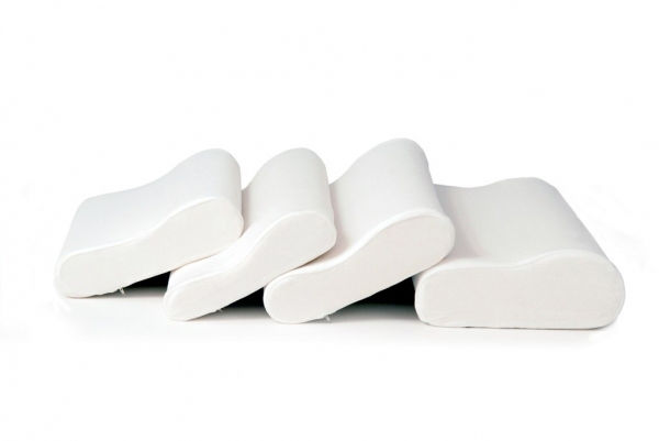 Poszewka z mikrofibry na poduszkę ortopedyczną (profilowany)