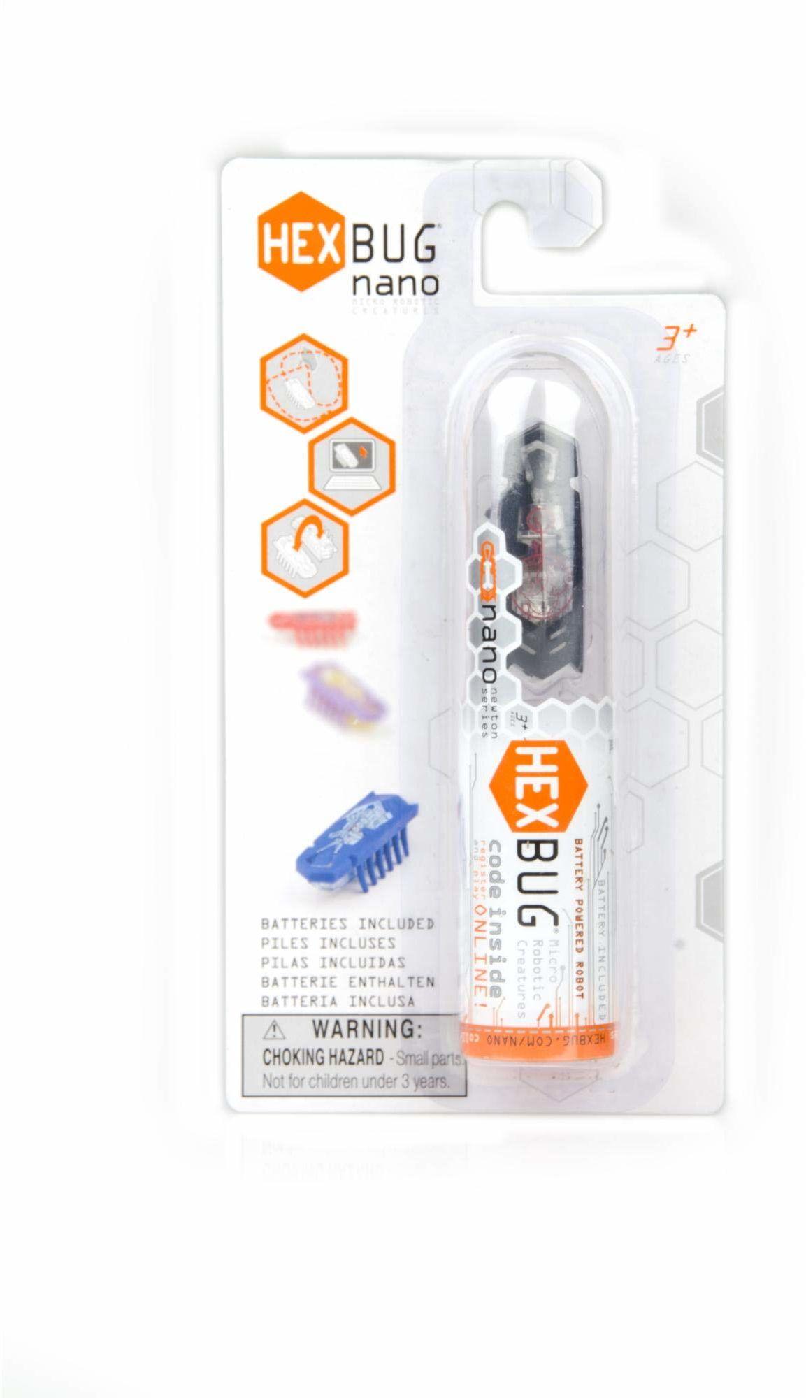 Hexbug 477-2409-30GL30 zgrzebna nano, wielokolorowa