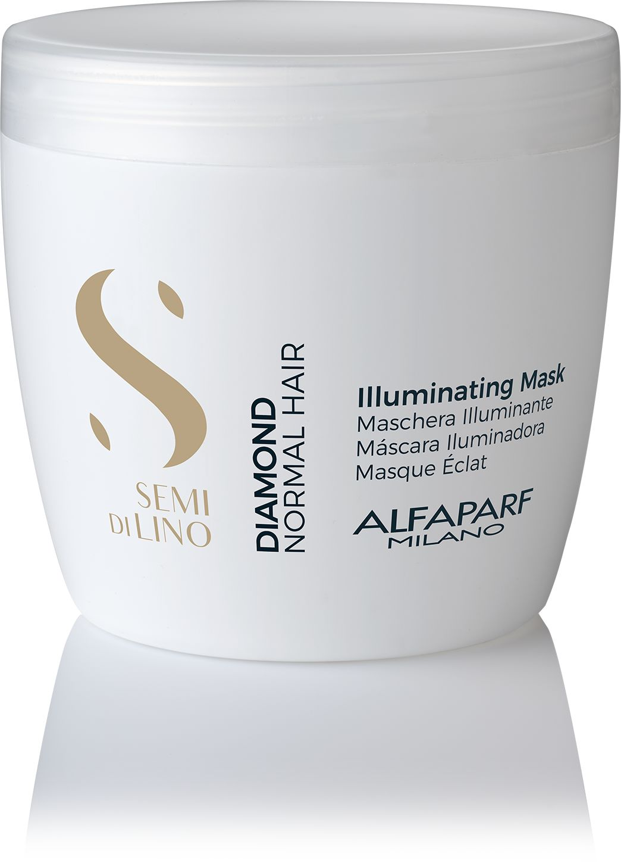 Alfaparf SDL Diamond Maska rozświetlająca do włosów 500 ml