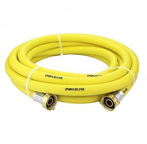 """Zestaw wąż 5 m - 1/2 """" napełniania lub opróżniania instalacji grzewczych"""