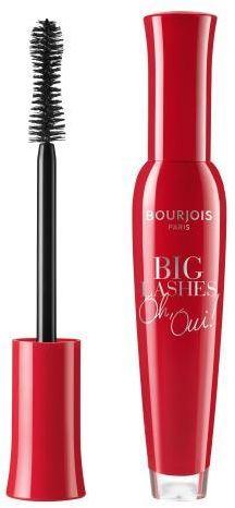 BOURJOIS Paris Big Lashes Oh, Oui! tusz do rzęs 7 ml dla kobiet 01 Black