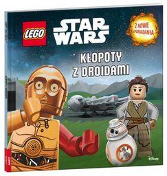 Lego Star Wars Kłopoty z droidami ZAKŁADKA DO KSIĄŻEK GRATIS DO KAŻDEGO ZAMÓWIENIA
