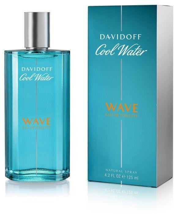 Davidoff Cool Water Wave woda toaletowa dla mężczyzn 75 ml