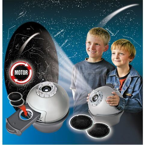 Domowe planetarium Motor