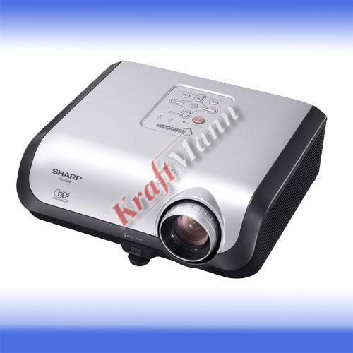 Projektor Sharp PG-F320W + UCHWYT i KABEL HDMI GRATIS !!! MOŻLIWOŚĆ NEGOCJACJI  Odbiór Salon WA-WA lub Kurier 24H. Zadzwoń i Zamów: 888-111-321 !!!