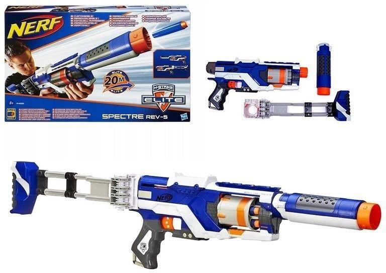 Hasbro - NERF ELITE Spectre Rev-5 A4636