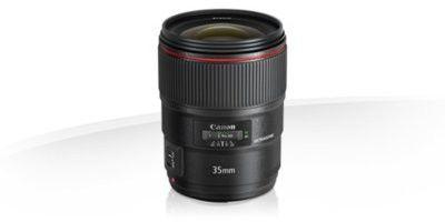 Canon EF 35mm f/1.4 L II USM Czarny