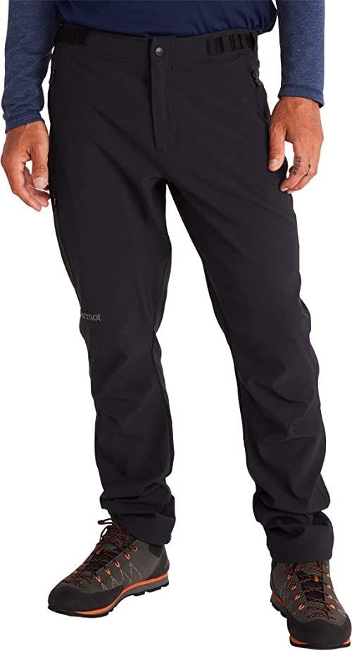 Marmot Męskie spodnie Portal czarny czarny 28