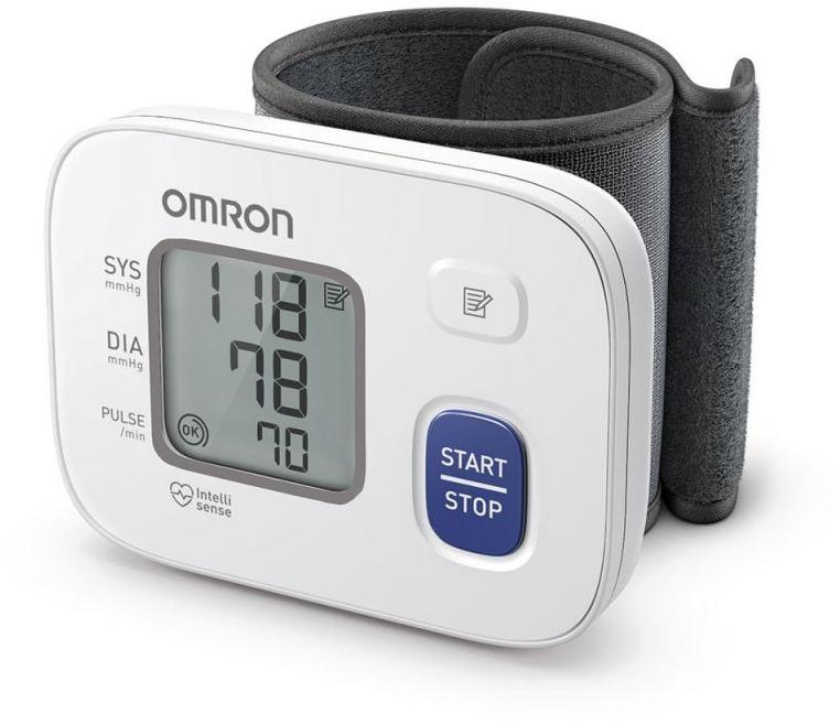 OMRON RS2 HEM-6161-E Ciśnieniomierz nadgarstkowy z IHB