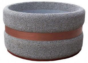 Donica betonowa D2