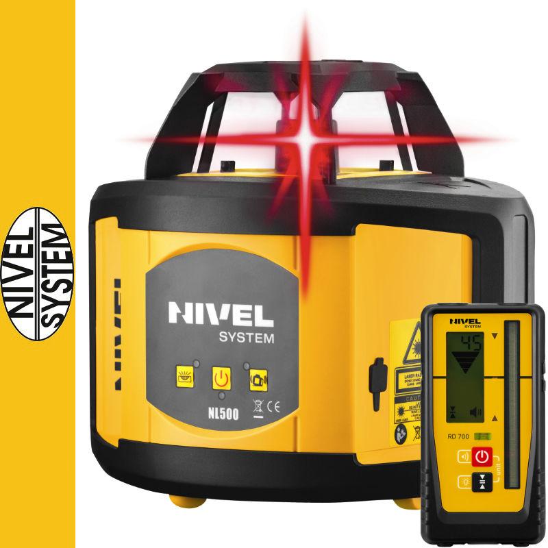 Niwelator laserowy NL500 Digital Nivel System