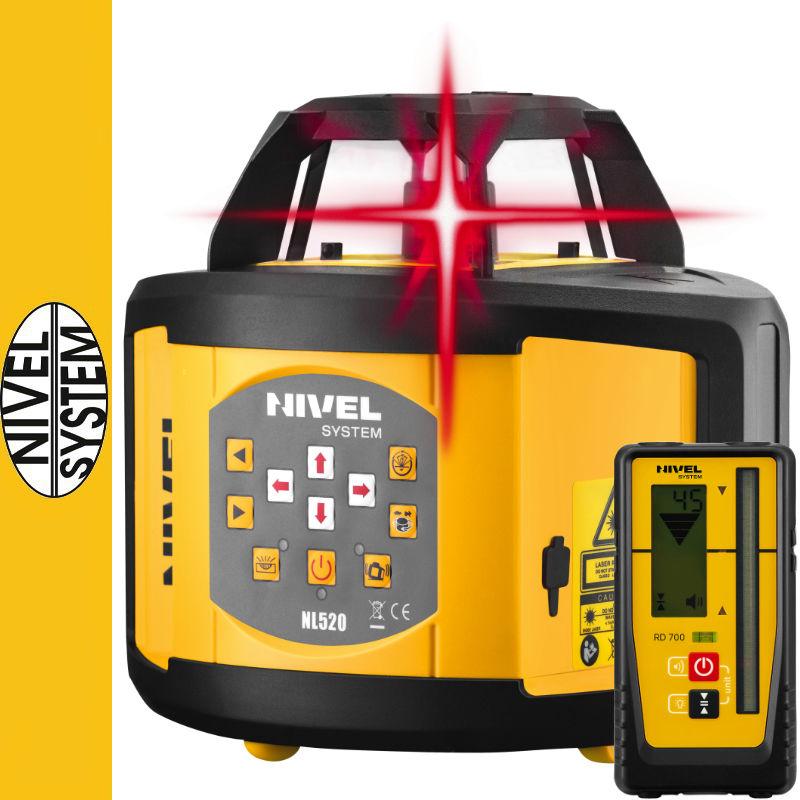 Niwelator laserowy NL520 Digital Nivel System