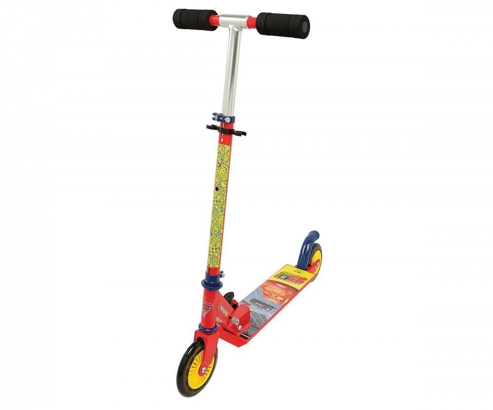 Smoby - Hulajnoga 2-kołowa Cars 3 750326