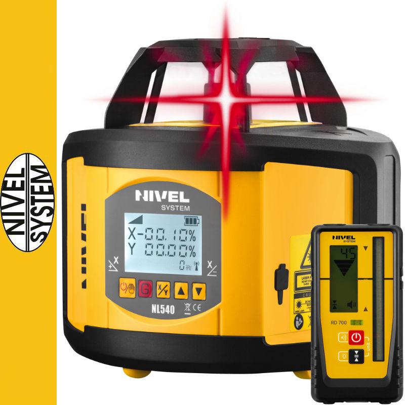 Niwelator laserowy NL540 Digital Nivel System
