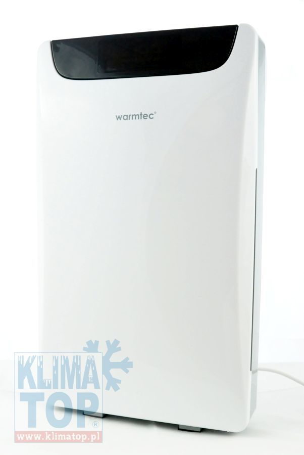 Oczyszczacz powietrza Warmtec AP 168 W z filtrem Hepa H13 (60m2) ** -10 zł ZA PRZEDPŁATĘ ** WYSYŁKA GARTIS 24h! **