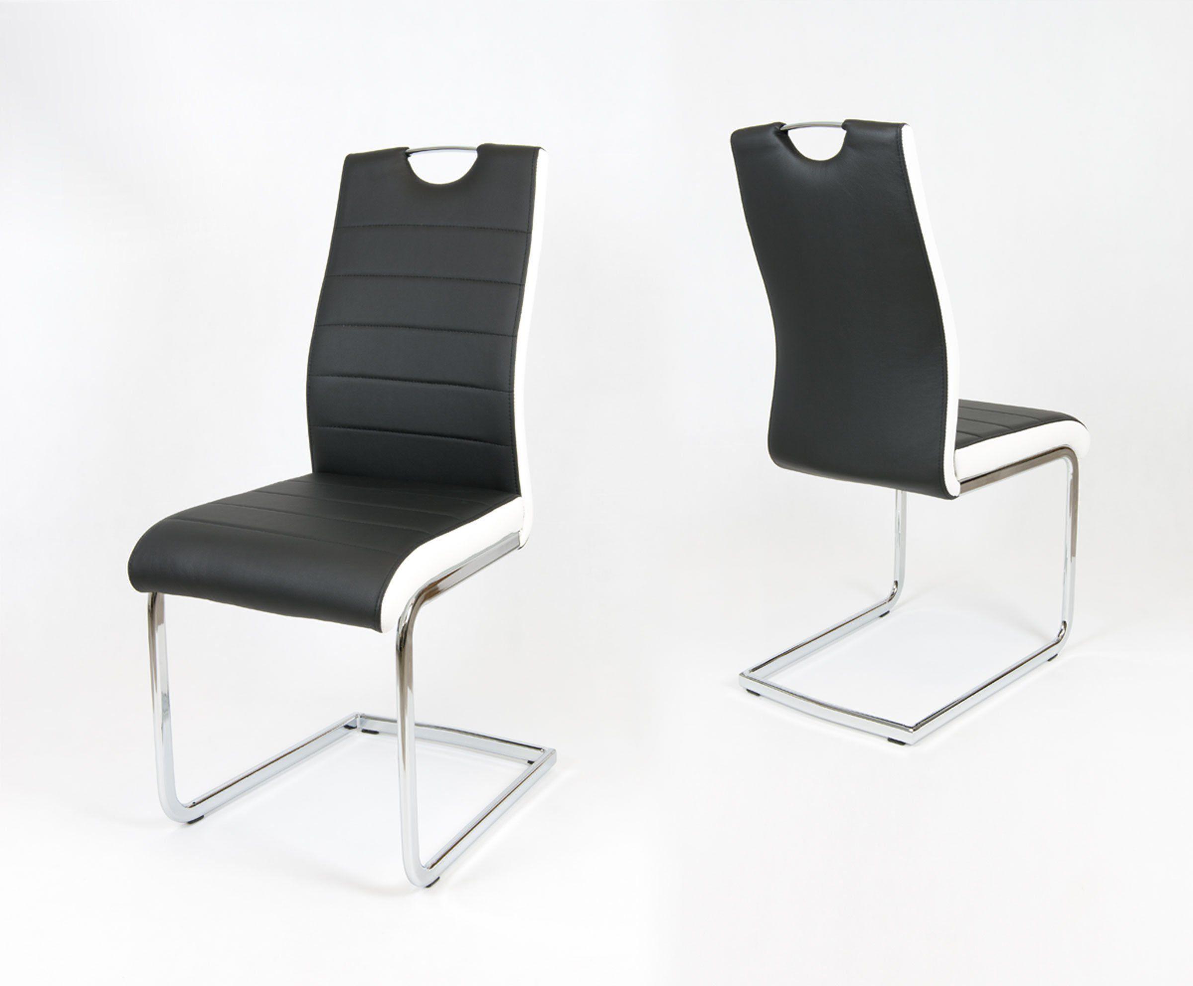 Krzesło New Concept 01 czarne