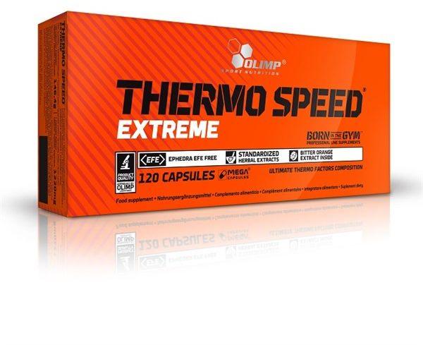 Thermo Speed Extreme Mega Caps 120kap