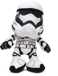 Joy Toy 1500090 - Stormtrooper pluszowy aksamitny 45 cm