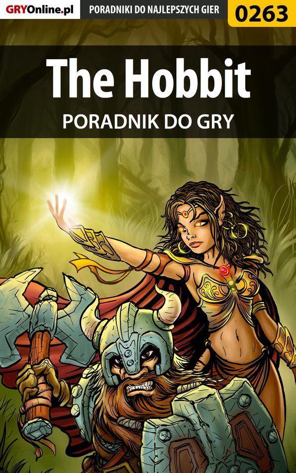 The Hobbit - Artur Dąbrowski Roland  - ebook
