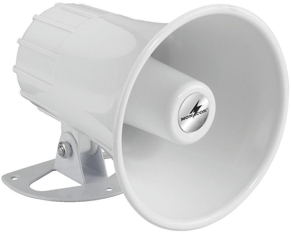 Monacor NR-22KS, głośnik tubowy