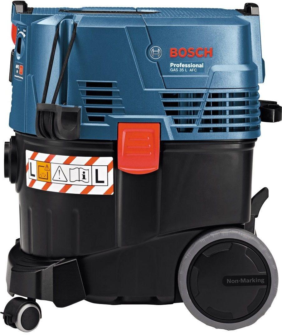 Odkurzacz do pracy na sucho i mokro Bosch GAS 35 M AFC Professional