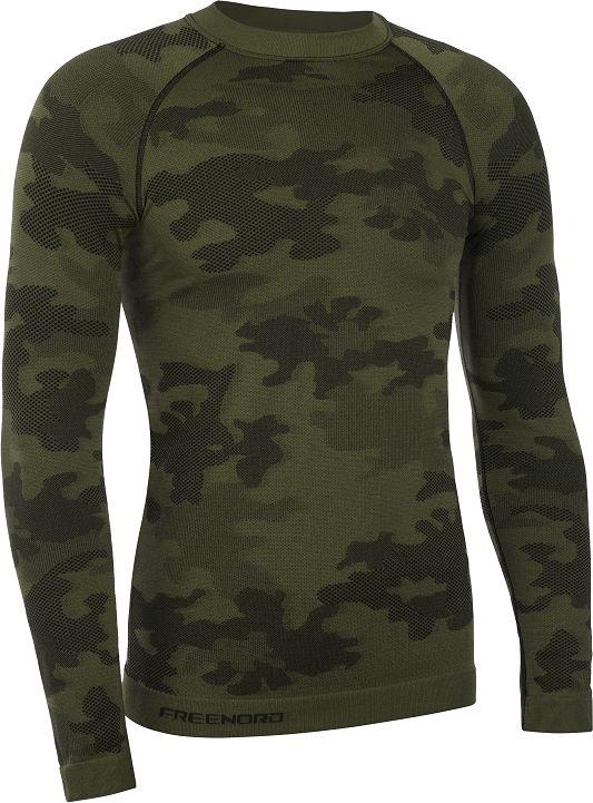Koszulka termoaktywna FreeNord Tactical D/R - Camo