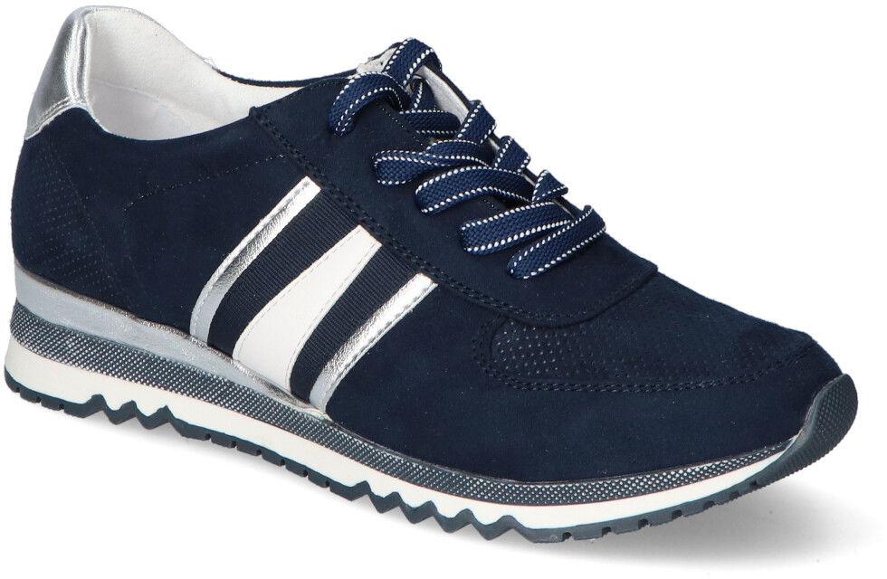 Sneakersy Marco Tozzi 2-23783-26 Granatowe