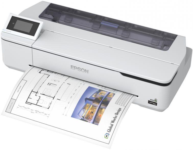 Ploter EPSON SureColor SC- T2100 (610mm) + 50 metrów papieru GRATIS (C11CJ77301A0)