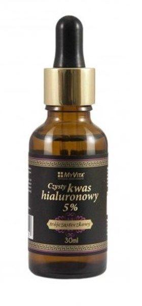 Kwas Hialuronowy 5% 30ml
