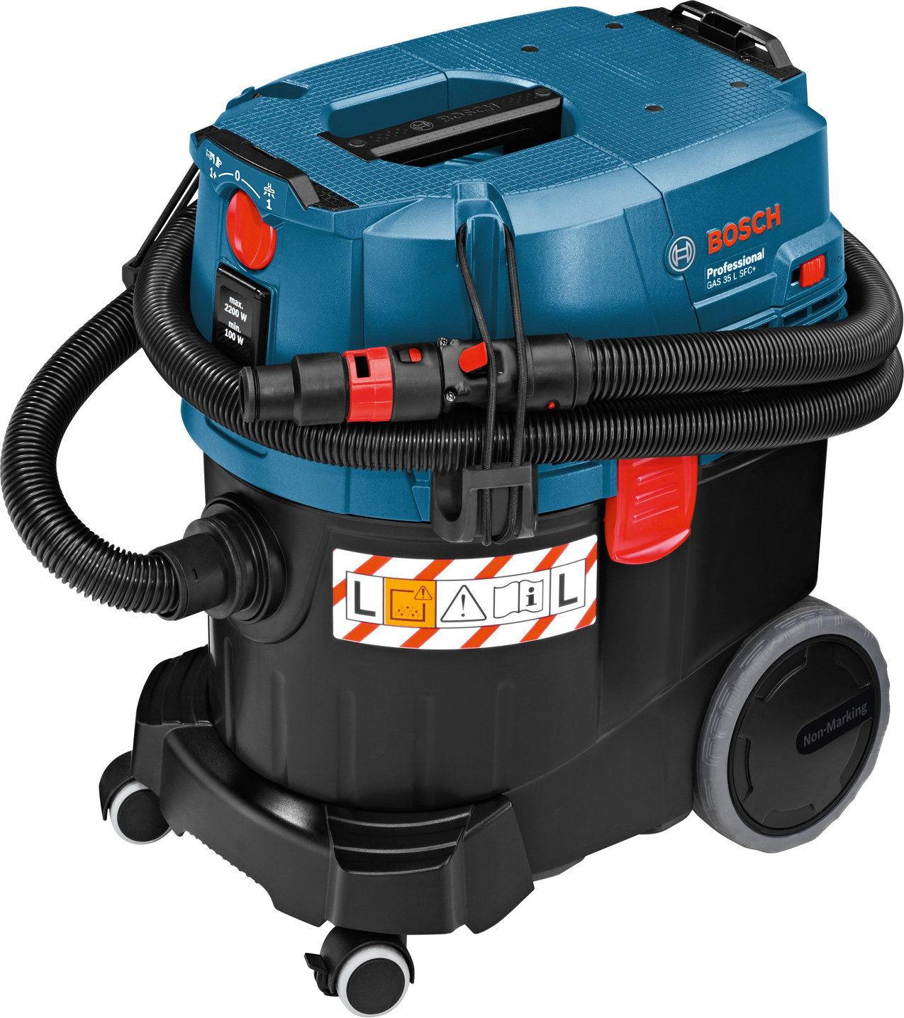 Odkurzacz do pracy na sucho i mokro Bosch GAS 35 L SFC+ Professional