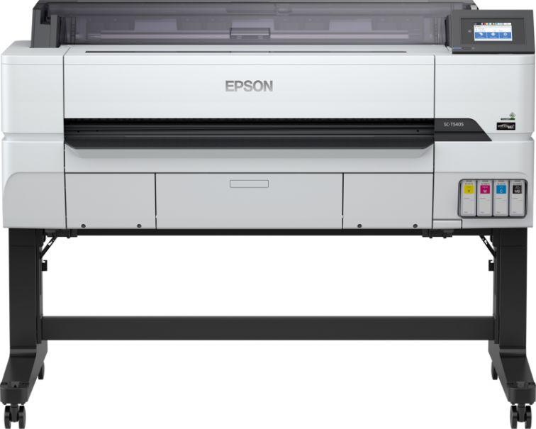 Ploter EPSON SureColor SC-T5405 (914mm) + 50m papieru GRATIS - Epson Pro CAD+ Partner (C11CJ56301A0)