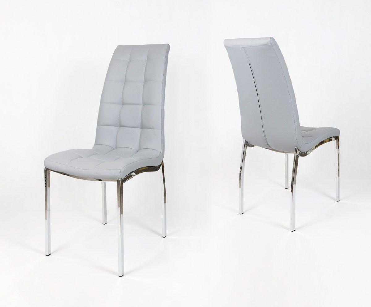 Krzesło Amsterdam 002 szare