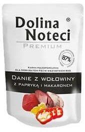 Dolina Noteci Premium Danie Wołowina z Papryką i Makaronem 300 g