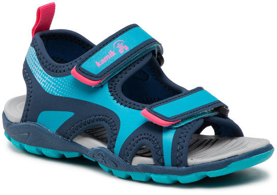 Kamik Sandały Sefront HK4256 Niebieski