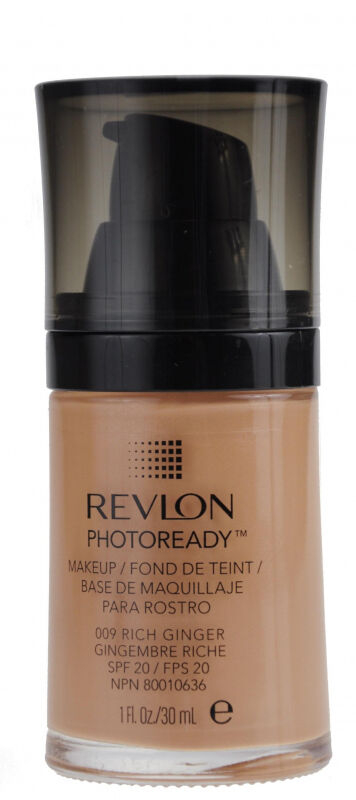 Revlon - PHOTOREADY/ AIRBRUSH EFFECT - Podkład - 009 Rich Ginger
