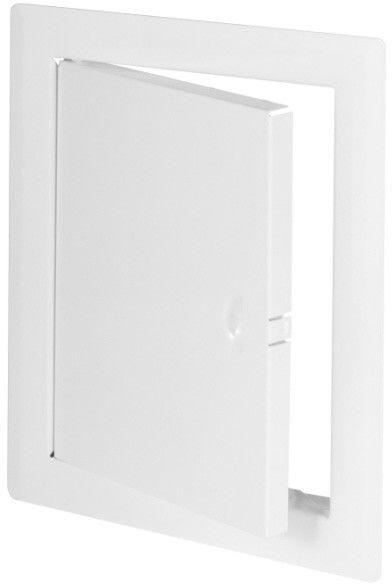 Drzwiczki rewizyjne metalowe Diall 20 x 25 cm białe