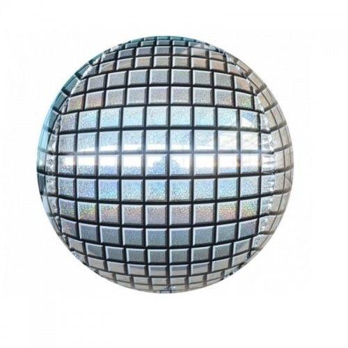 Balon foliowy Kula Disco