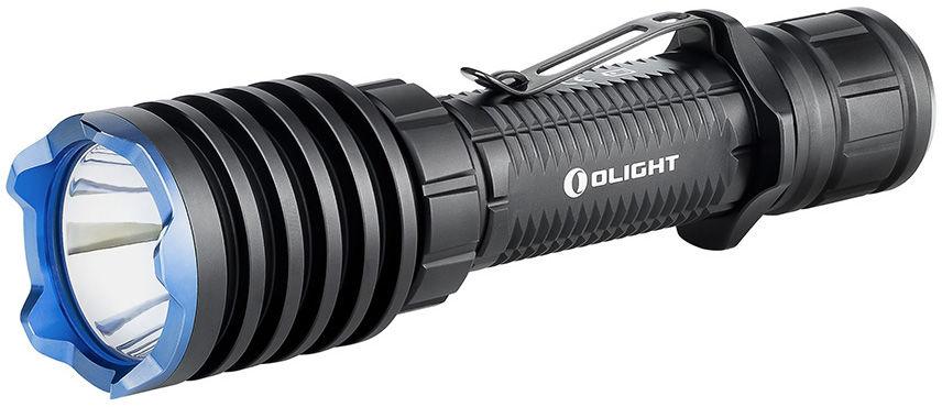 Latarka Olight Warrior X Pro Black - 2100 lumenów, zasięg 500 m