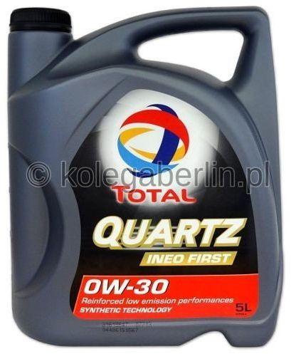 Olej silnikowy Total Quartz Ineo First 0W30 5L