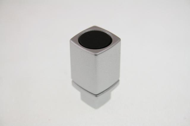 gałka meblowa GG0408 aluminium, gamet