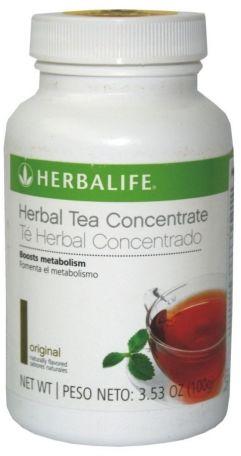 HERBALIFE Herbatka Rozpuszczalna Thermojetics 100g - tradycyjny smak