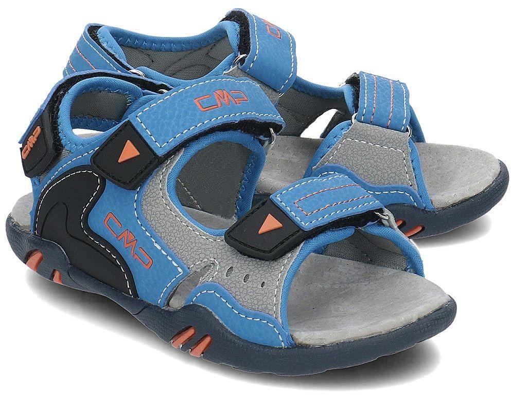 CMP Alphard Hiking - Sandały Dziecięce - 39Q9614 25MC - Niebieski