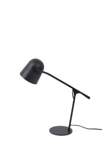 Lampa biurkowa LAU czarna Zuiver