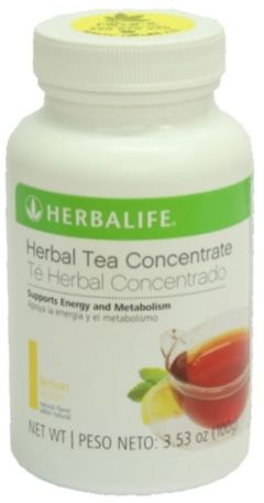 HERBALIFE Herbatka Rozpuszczalna Thermojetics 100g - cytrynowy smak