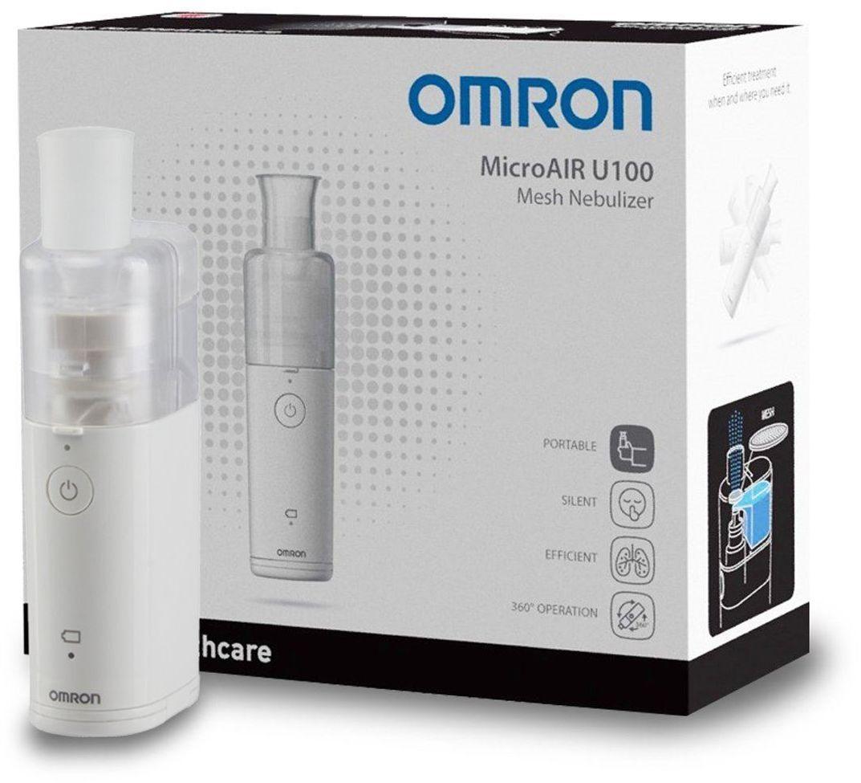 Omron MicroAIR U100 Mesh Nebulizer Inhalator membranowy