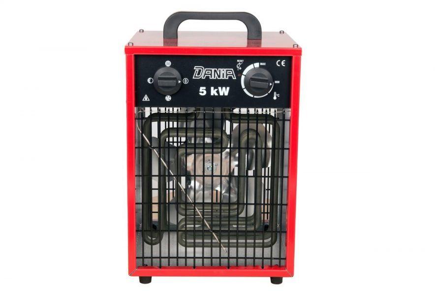 5 kW - Nagrzewnica elektryczna Inelco DANIA 5 kW