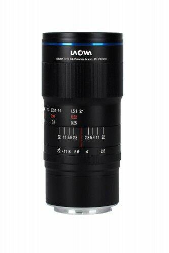Laowa CA-Dreamer 100mm f/2,8 Macro 2:1 do Canon RF