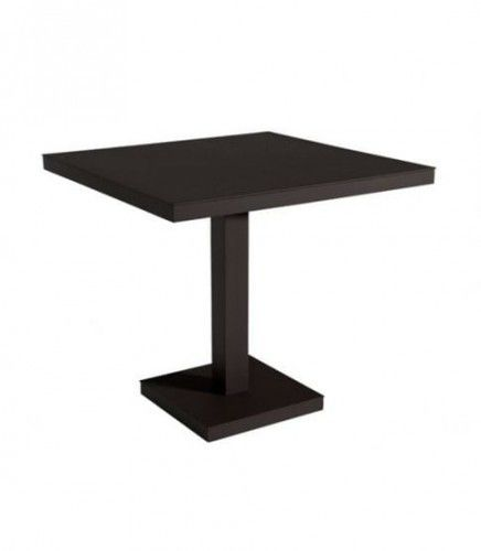 Stół Barcino 90x90 Black Resol