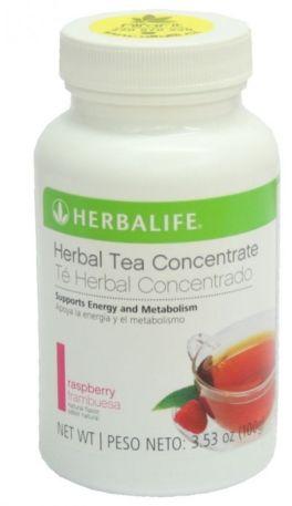 HERBALIFE Herbatka Rozpuszczalna Thermojetics 100g - malinowy smak