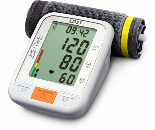 Ciśnieniomierz automatyczny LD51